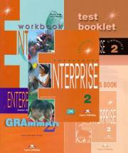 Enterprise 2 Elementary. Coursebook+Workbook+Key+Grammar Book+Teacher's Book+Test Booklet+Audio